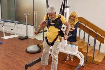Stroke Rehabilitation Program
